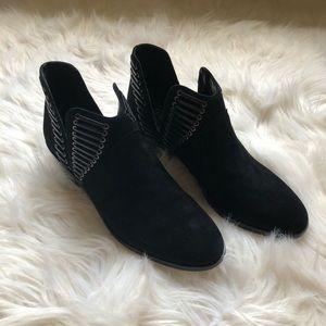 Vince Camuto Shoes - NIB Vince Camuto Pevista Bootie Black Slip On